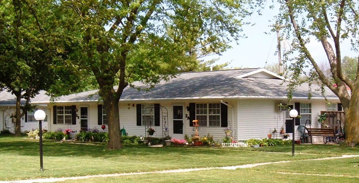 Arbor Park Cottages